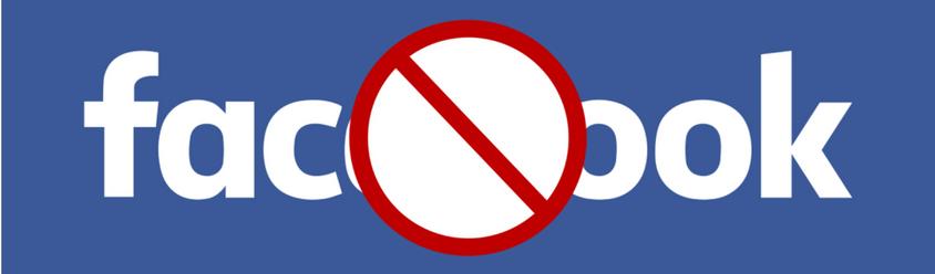 12 cosas que no hay que hacer en facebook