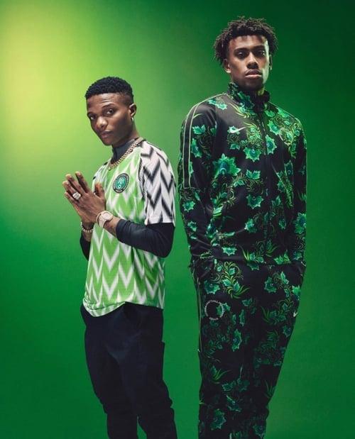 Nigeria Rusia 2018
