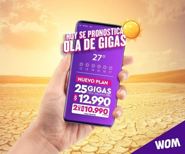 Publicidad Wom