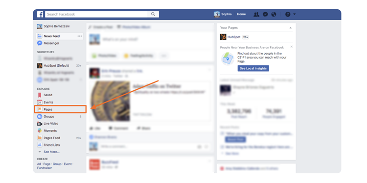 facebook-pages-feed