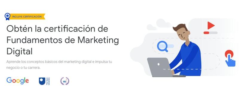 fundamentos marketing digital google