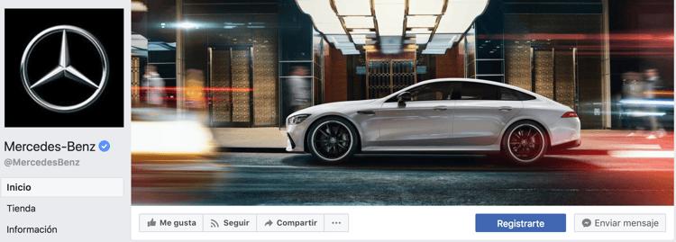 foto portada Mercedes Benz