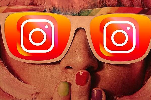 Cuenta baneada en instagram