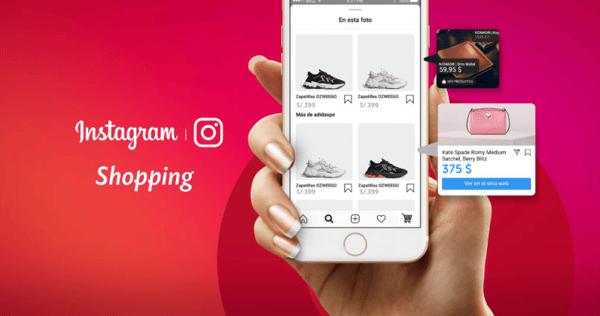 Como usar Instagram Shopping